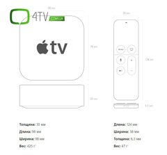Apple TV 2015 64GB
