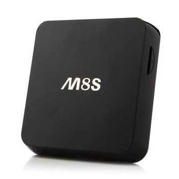 OTT TV Box M8S Amlogic S812