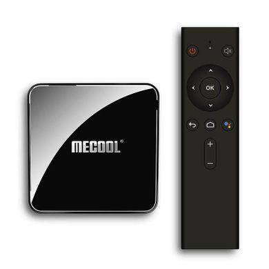 Mecool KM3 Android TV 4/64 Гб
